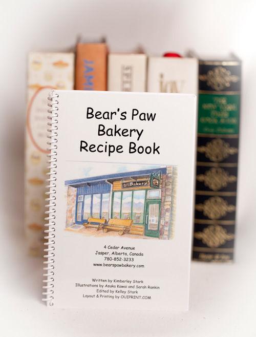 Bear's Paw Recipe Book